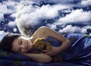 Питание не влияет на содержание снов!