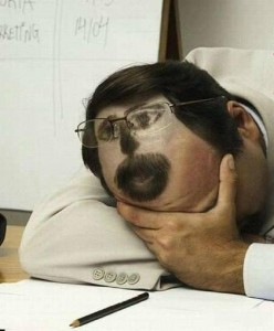 Дневной сон на работе