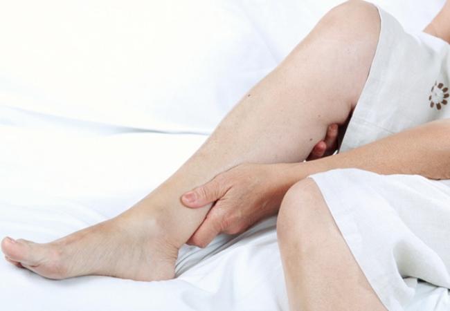 Синдром беспокойных ног. Лечение в Москве