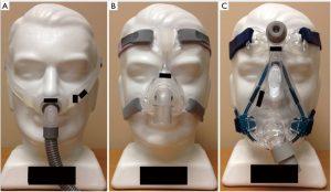 Рис 11 Три типа маска СИПАП