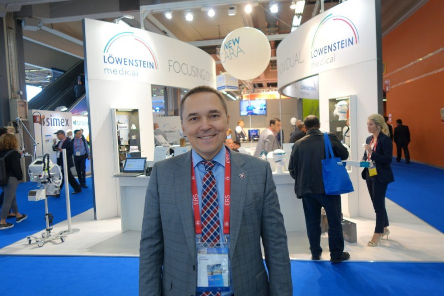 Выставка _Компания Loewenstein_Роман Бузунов