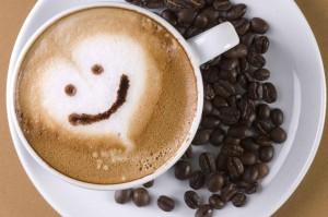 Как взбодриться утром? Поможет кофе!