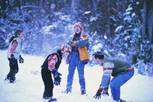 Пребывание на свежем воздухе - прекрасное оружие от зимней депрессии