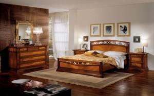 Какие бывают кровати. Материалы
