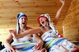 Британские ученые пришли к выводу, что для здоровья лучше сон без одежды