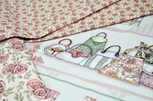 Выбирая постельное белье, нужно отдать предпочтение комплектам из натуральной ткани