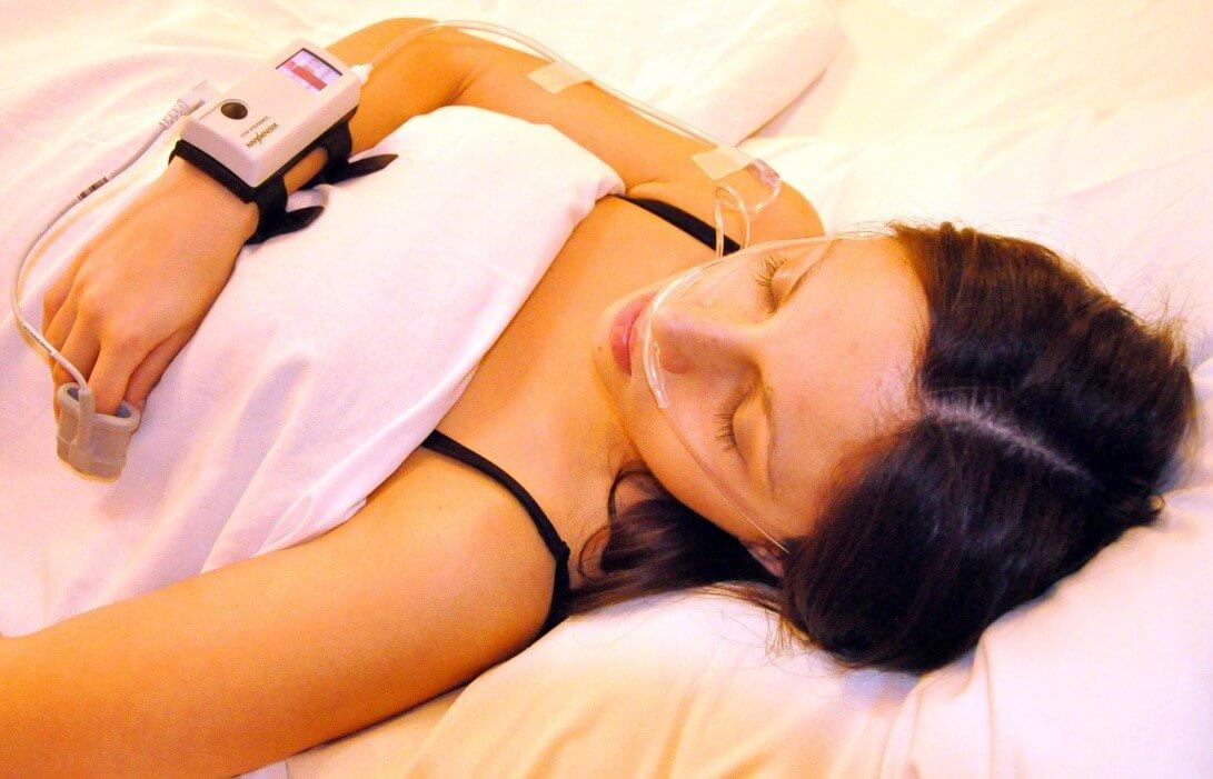 Кардиореспираторные системы для диагностики дыхания