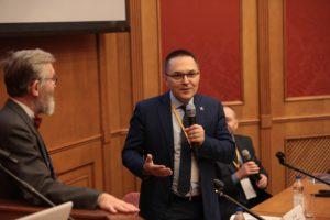 Бузунов Р.В. выступление на конференции РОС 2019